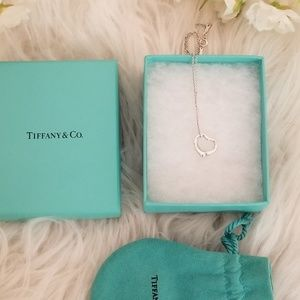 TIFFANY & Co Silver Heart Pendant